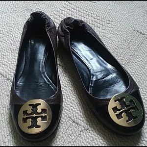 Reposhing! Tory Burch Ballerina flats/shoes